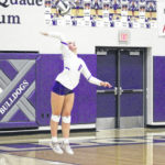 Swanton defeats Delta in four sets in volleyball sectional semi