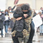 A warm welcome home for 180th airmen