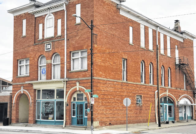 The 125-year-old Fulton Lodge 248 of the Free and Accepted Masons building on Main Street in Delta has been awarded a spot on the National Register of Historic Places.