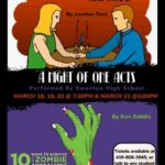 Swanton High School plans one-act plays
