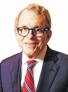 DeWine recommends paying off unemployment loan
