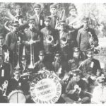 Band from A.D. Baker Company in Swanton was among several