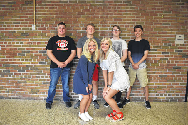 Wauseon High School held commencement exercises are Sunday. Pictured above are the Class of 2021 valedictorians. They are, from left, back row: Hunter Nofziger, Tyson Britsch, Mykah Garrison, Noah Becker and front row: Emily Parker and Chelsie Raabe. Look for more on Wauseon's graduation at fcnews.org and the next issue.