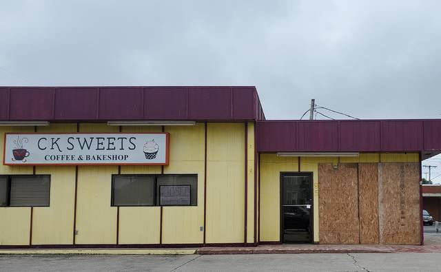 CK Sweets, 95 S. Main St. in Swanton, was damaged by a vehicle on Wednesday and forced to close.