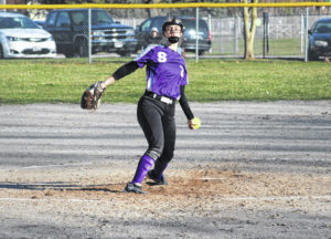 Locals make all-district softball in Division III