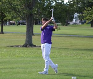 Local action from the gridiron, golf course last week
