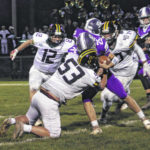 Evergreen finishes with 30-0 win over Swanton