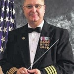 U.S. Navy Band officer to join Marshall