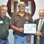 Mattox named PVH July employee of month