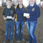 Youth recognized at fair awards