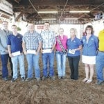 Mason County Fair Awards