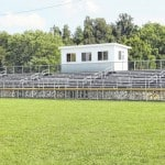 Roger Lee Adams Field renovated