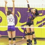 Southern sweeps Lady Falcons