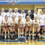 Blue Angels clinch share of SEOAL title