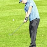 Local golfers end season at districts
