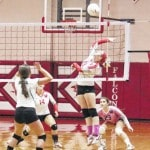 Lady Falcons fall in sectionals