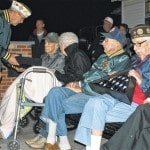 Honoring the greatest generation