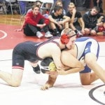 Point 8th at Wheeling Park Duals