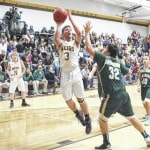 Meigs holds off Bulldogs, 72-64