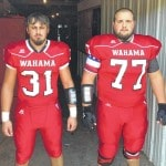 Wahama duo selected for all-star games