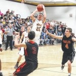 Marauders fend off Belpre, 64-57