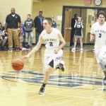 Dragons burn Gallia Academy, 77-55