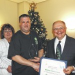 Patterson named PVH Employee of the Year