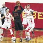 Rebels roll past Belpre, 77-63