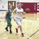 Waterford wallops Lady Falcons, 67-12