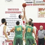 Ehman lifts SG over Eagles, 74-59