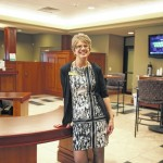 Four Meigs women celebrate 25th anniversary at Farmers Bank