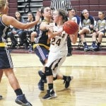 Lady Marauders rally past Rockets