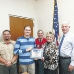 Local soars to 'eagle scout' achievement