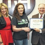 Howell named PVH Employee of the Month