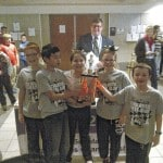 Point Intermediate chess champs