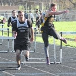 Marauders win quad meet