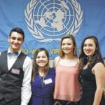 Local teens attend YLA International Conference