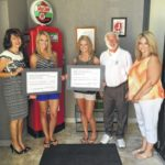 Sisters receive scholarships