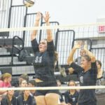 Lancers sweep Lady Raiders
