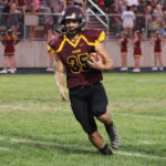 Marauders hold off River Valley, 38-34