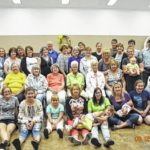 20th Lahrmer Family Quilt Sew unveils works