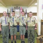 Hawkins twins named Eagle Scouts