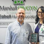 Rowe recognized as October Resident of the Month