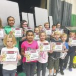 Beale Elementary students of the month