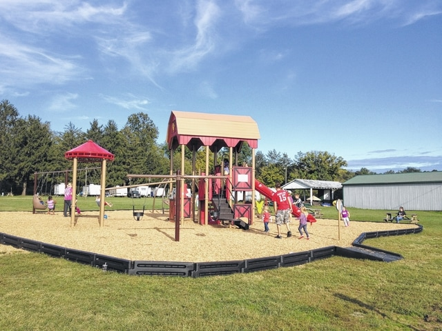 Krodel Park has been the center of many improvements in recent years, including a new playground. It is set to continue receiving updates.