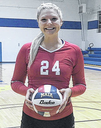 Rio Grande senior Aleah Pelphrey became the 14th member of the school's 1,000-kill club during the second set of Tuesday night's 3-0 loss at West Virginia University-Tech at Van Meter Gymnasium in Beckley, W.Va. The Piketon, Ohio native finished with a match-high 14 kills in a losing cause.