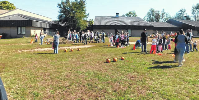 Fall Family Fun day at Beale Elementary was a success with several local businesses participating.