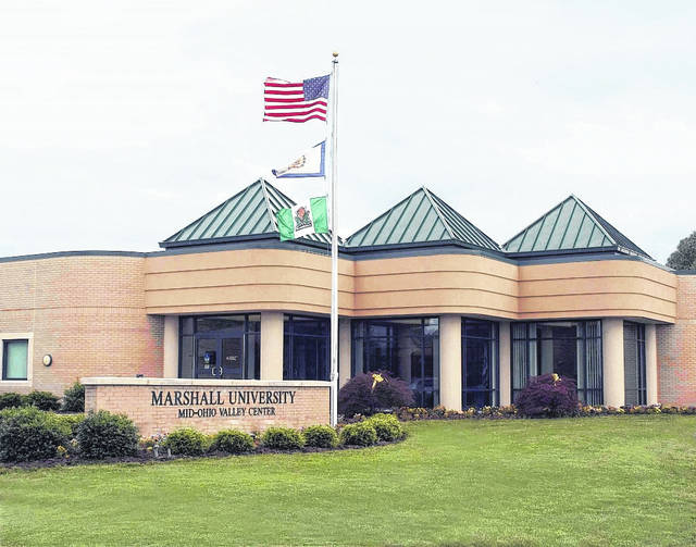 Marshall's Mid-Ohio Valley Center offers a variety of undergraduate courses and graduate courses.