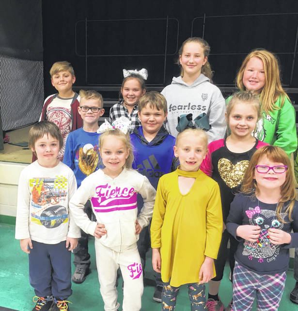 Beale Elementary April students of the month for self-discipline pictured in no particular order are as follows: Katy McNeely, Izaac Putney, Natalie Canterbury, Kylie Arrington, Jake Bush, Isabella Plants, Colton Preston, Summer Flora, Noah Canterbury, Shayla Snead, and Sierra Bush. Students not pictured are are follows Julia Russell, Jasmine Seitz, Kaylee Dewitt, and Jacob Boster.