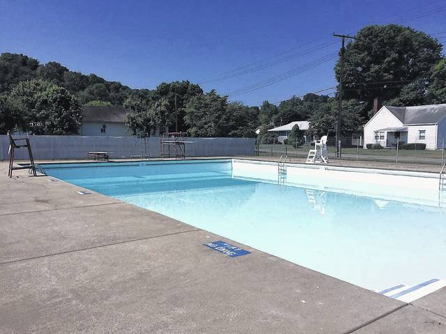 The New Haven Pool pictured during a previous summer.